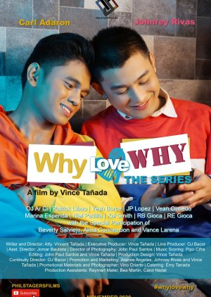 Why Love Why (2020) poster